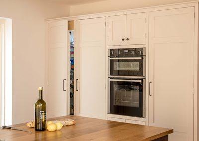 Shearwater Kitchen fridge slider