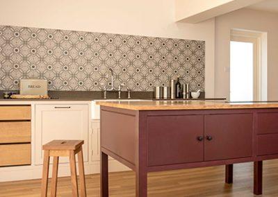 Shearwater kitchen main view